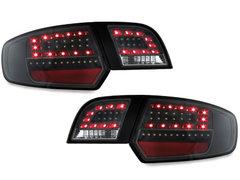 LITEC Pilotos faros traseros LED Audi A3 Sportback 03-08 negro