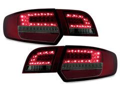 LITEC Pilotos faros traseros LED Audi A3 Sportback 03-08 rojo/ahu