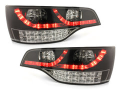 Pilotos faros traseros LED Audi Q7 05-09 negro