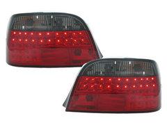Pilotos faros traseros LED BMW E38 95-02 rojo/ahumado