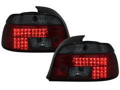 Pilotos faros traseros LED BMW E39 95-00 rojo/ahumado