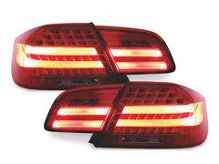 Pilotos faros traseros LED BMW E92 Coupe 2D 05-09 rojo/ahumado