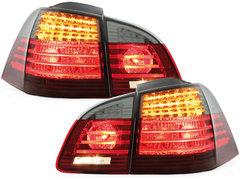 Pilotos faros traseros LED BMW E61 Touring 04-07 rojo/ahumado