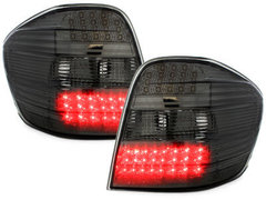 Pilotos faros traseros LED Mercedes Benz clase M 05+ W164 ahumado