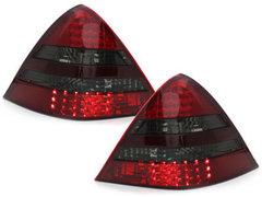 Pilotos faros traseros LED Mercedes Benz SLK R170 00-04 rojo/ahuma