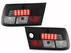 Pilotos faros traseros LED Opel Calibra 90-98 negro