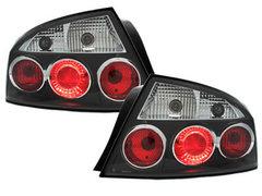 Pilotos faros traseros Peugeot 407 4p 04-10 negro