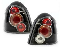 Pilotos faros traseros Renault Twingo 93-04 negro