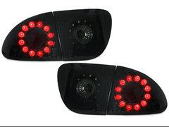 Pilotos faros traseros LED Seat Leon 99-05 negro/ahumado