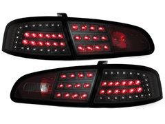 LITEC Pilotos faros traseros LED Seat Ibiza 6L 02.02-08 negro