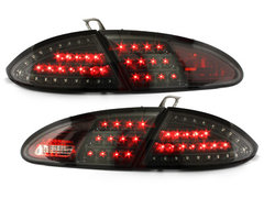 LITEC Pilotos faros traseros LED Seat Leon 05-09 1P negro