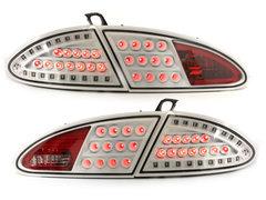 LITEC Pilotos faros traseros LED Seat Leon 05-09 1P blanco