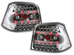 Pilotos faros traseros LED VW Golf IV 97-04 cristal