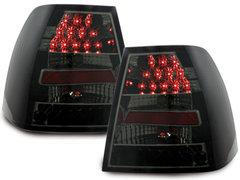Pilotos faros traseros LED VW Bora 99-05 negro/ahumado