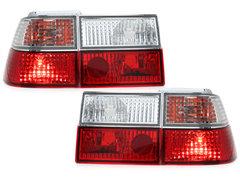 Pilotos faros traseros VW Corrado 88-95 rojo/cristal