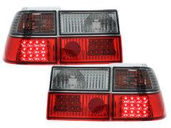 Pilotos faros traseros LED VW Corrado 88-95 rojo/ahumado