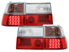 Pilotos faros traseros LED VW Corrado 88-95 rojo/cristal