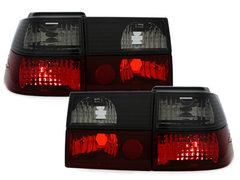 Pilotos faros traseros VW Corrado 88-95 rojo/negro