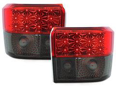 Pilotos faros traseros LED VW T4 90-03 rojo/ahumado