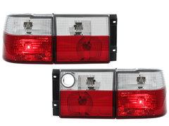 Pilotos faros traseros VW Vento (1HXO) 11.91-09.98 rojo/cristal