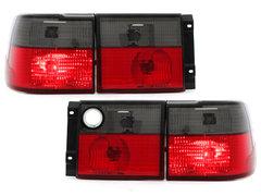 Pilotos faros traseros VW Vento (1HXO) 11.91-09.98 rojo/ahumado