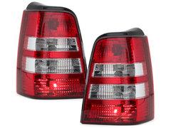 Pilotos faros traseros VW Golf III Variant 93-00 rojo/cristal