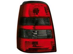 Pilotos faros traseros VW Golf III Variant 93-00 rojo/ahumado