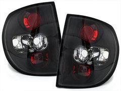 Pilotos faros traseros VW Fox 05+ negro