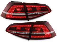DECTANE Pilotos faros traseros LED VW GOLF VII GTI-LOOK