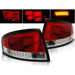 Focos / Pilotos traseros de LED Audi Tt 8n 99-06 Rojo/blanco Led