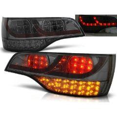 Focos / Pilotos traseros de LED Audi Q7 06-09 Ahumado Led