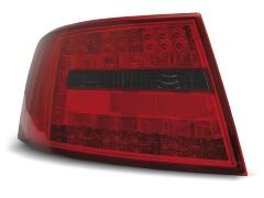 Focos / Pilotos traseros de LED Audi A3 8p 04-08 Sportback Ahumados Led