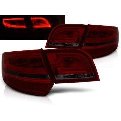 Focos / Pilotos traseros de LED Audi A3 8p 04-08 Sportback Rojo Ahumado Led