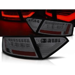 Focos / Pilotos traseros de LED Audi A5 07-06.11 Coupe Ahumado Led Bar