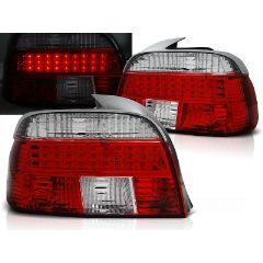 Focos / Pilotos traseros de LED Bmw E39 09.95-08.00 Rojo/blanco Led