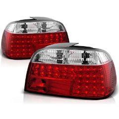Focos / Pilotos traseros de LED Bmw E38 06.94-07.01 Rojo/blanco Led