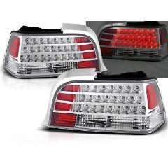 Focos / Pilotos traseros de LED Bmw E36 12.90-08.99 Coupe Cromado Led