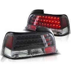 Focos / Pilotos traseros de LED Bmw E36 12.90-08.99 Coupe Negro Led