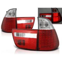 Focos / Pilotos traseros de LED Bmw X5 E53 09.99-10.03 Rojo/blanco Led
