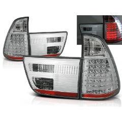 Focos / Pilotos traseros de LED Bmw X5 E53 09.99-10.03 Cromado Led