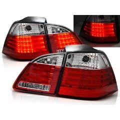 Focos / Pilotos traseros de LED Bmw E61 04-03.07 Touring Rojo/blanco Led