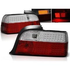 Focos / Pilotos traseros de LED Bmw E36 12.90-08.99 Coupe Rojo/blanco Led