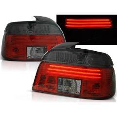 Focos / Pilotos traseros de LED Bmw E39 09.95-08.00 Rojo Ahumado Led