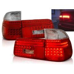 Focos / Pilotos traseros de LED Bmw E39 97-08.00 Touring Rojo/blanco Led