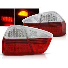 Focos / Pilotos traseros de LED Bmw E90 03.05-08.08 Rojo/blanco Led Indic.