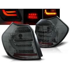Focos / Pilotos traseros de LED Bmw E87/e81 04-08.07 Ahumado Led Bar