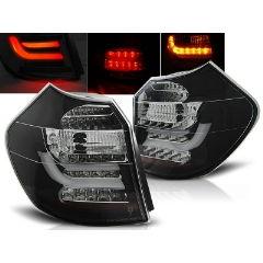 Focos / Pilotos traseros de LED Bmw E87/e81 04-08.07 Negro Led Bar