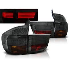 Focos / Pilotos traseros de LED Bmw X5 E70 03.07-05.10 Ahumado Led