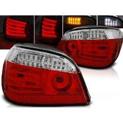 Focos / Pilotos traseros de LED Bmw E60 07.03-07 Rojo/blanco Led