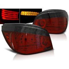 Focos / Pilotos traseros de LED Bmw E60 07.03-07 Rojo Ahumado Led